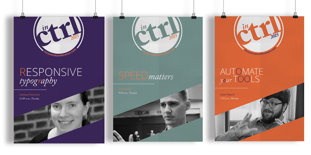 InControl Poster Series